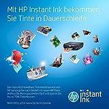 HP Officejet 3831 Multifunktionsdrucker (Instant Ink, Drucker, Kopierer, Scanner, Fax, WLAN, Airprint) mit 2 Probemonaten HP Instant Ink inklusive - 2