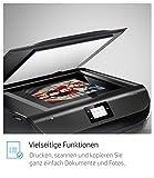 HP ENVY 5030 Multifunktionsdrucker (Instant Ink, Fotodrucker, Scannen, Kopieren, WLAN, Airprint) inklusive 3 Monate Instant Ink - 3