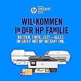 HP OfficeJet Pro 9010 Multifunktionsdrucker (HP Instant Ink, A4, Drucker, Scanner, Kopierer, Fax, WLAN, LAN, Duplex, HP ePrint, Airprint, 22 Seiten/Minute, 250 Blatt) Basalt - 2