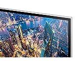 Samsung U28E590D Monitor (HDMI, 28 Zoll, 71,12cm, 1ms Reaktionszeit, 60Hz Aktualisierungsrate, 3840 x 2160 Pixel) schwarz/silber - 2