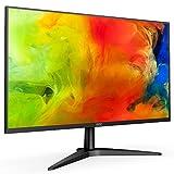 AOC 24B1H 59,9 cm (23.6 Zoll) Monitor (VGA, HDMI, MVA Panel, 1920 x 1080 Pixel, 60 Hz) schwarz - 5