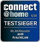 AVM FRITZ!WLAN Mesh Repeater 1750E (Dual-WLAN AC + N bis zu 1.300 MBit/s (5 GHz) + 450MBit/s (2,4 GHz), deutschsprachige Version) rot/weiß - 8