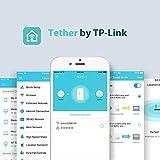 TP-Link RE300 Mesh Repeater AC1200 (Dual-WLAN AC + N, 867MBit/s 5GHz + 300MBit/s 2,4GHz, WLAN Verstärker, App Steuerung, kompatibel zu allen WLAN Geräten) - 7
