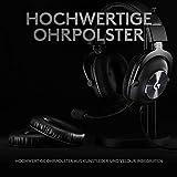 Logitech G PRO X (2. Generation) Gaming-Headset (mit Blue VO!CE, DTS Headphone:X 7.1 und PRO-G 50-mm-Lautsprechern, für PC, PS4, Switch, Xbox One, VR) schwarz - 4