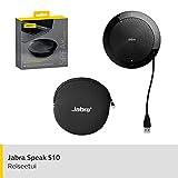 Jabra Speak 510 – Mobiler Konferenzlautsprecher mit USB- und Bluetooth-Verbindung – Kompatibel mit Laptops, Smartphones und Tablets - 6