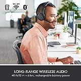 Logitech H800 Kabelloses Bluetooth Headset, Hi-Definition Stereo-Kopfhörer mit Noise-Cancelling Mikrofon, Bluetooth und Nano USB-Empfänger, Multi-Device, Lange Akkulaufzeit, PC/Mac/Tablet/Mobilgeräte - 6