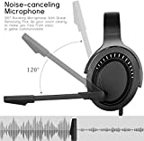 NUBWO Gaming Headset, PS4 Headset, Xbox One Headset, PC Headset, 3.5mm Surround Stereo Kopfhörer with Microphone for Nintendo Switch, PlayStaton 4, Laptop - 2