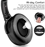 NUBWO Gaming Headset, PS4 Headset, Xbox One Headset, PC Headset, 3.5mm Surround Stereo Kopfhörer with Microphone for Nintendo Switch, PlayStaton 4, Laptop - 7