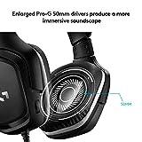 Logitech G332 Gaming-Headset Special Edition, Stereo Sound, 50mm Treiber, 3,5mm Klinke, 6mm Mikrofon mit Flip-Stummschalter, Plattformübergreifend Kompatibel, PC/Mac/Xbox One/PS4/Nintendo Switch - 7