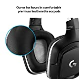Logitech G332 Gaming-Headset Special Edition, Stereo Sound, 50mm Treiber, 3,5mm Klinke, 6mm Mikrofon mit Flip-Stummschalter, Plattformübergreifend Kompatibel, PC/Mac/Xbox One/PS4/Nintendo Switch - 6