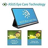 Asus ZenScreen MB16AC 39,6 cm (15,6 Zoll) tragbarer USB Monitor (Full HD, USB Typ-C, IPS-Panel, Blaulichtfilter) dunkel-grau - 8