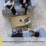 Jabra Speak 410 UC mobile USB-Konferenzlösung für Softphones/UCC, Meetings mit bis zu 4 Personen in Sekunden starten, Plug-and-play - 7