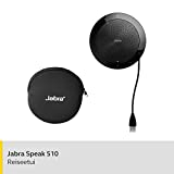 Jabra Speak 510 UC mobile Konferenzlösung für bis zu 4 Personen mit USB und Bluetooth, Plug-and-play mit PC-Softphones/Tablets/Smartphones - 6