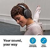 Kabelloser Sennheiser HD 450SE-Kopfhörer mit Sprachassistenten-Integration, Bluetooth 5.0 und aktiver Geräuschunterdrückung - 2