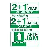 Leitz 80090000 IQ Home Office Aktenvernichter (Partikelschnitt, Sicherheitsstufe P4, 10 Blatt Kapazität, 23L Abfallbehälter, Schredder) weiß - 8
