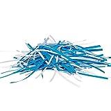 Genie 255 CD Aktenvernichter, bis zu 7 Blatt, Streifenschnitt (Sicherheitsstufe P-1), mit CD-Shredder, inkl. Papierkorb, schwarz/silber - 7